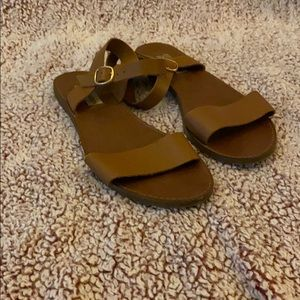 Steve Madden Ankle astral Sandals